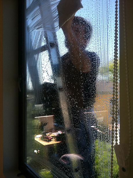 We only use professional window cleaning products to ensure the highest quality of service.