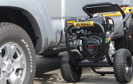 Commercial engine pressure washing for any of your outdoor projects that requires extra power - with an adjustable unloader for delicate surfaces. <br /><p></p>                                         <u>Water Recycling - BASMAA Certified.</u>